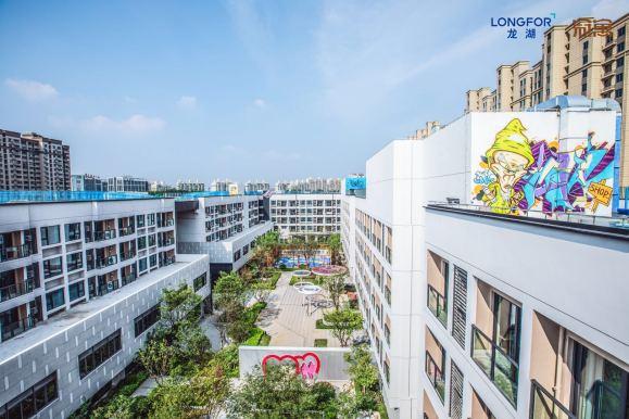 龙湖冠寓上海顾村公园店