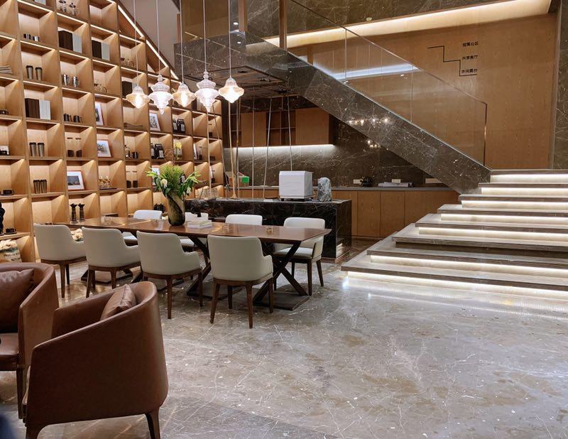 龙湖冠寓长沙金融中心店
